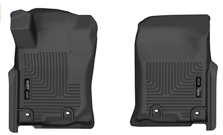 Husky Liners 99571 Black Weatherbeater Front
