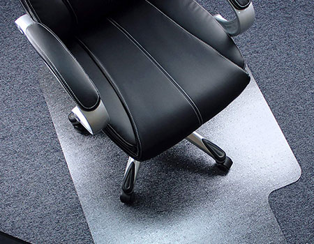 Marvelux Polycarbonate Heavy Duty Office Chair Mat