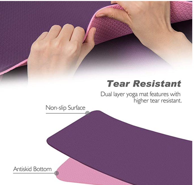 TOPLUS Yoga Mat Reviews