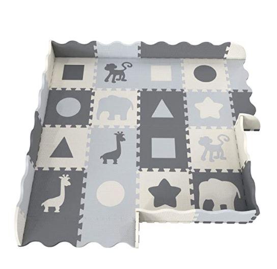 Soft Foam Baby Play Mat