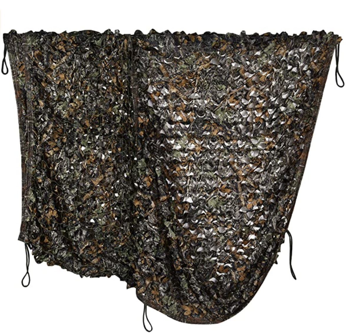 iunio Hunting Blind, Camo Netting, Camouflage Net, Bulk Roll, Mesh, Cover for Sun Shade, Camping, Outdoor